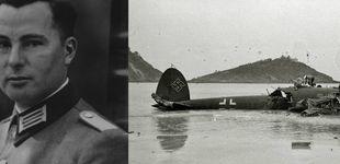 Post de El general nazi que estrelló su avioneta en España y se refugió en un pueblo sevillano