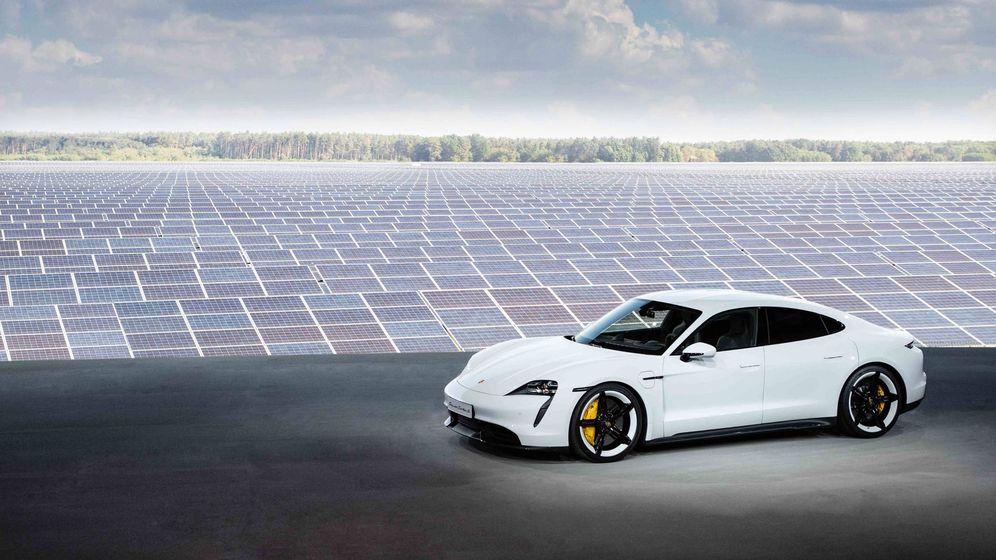 Foto: Porsche Taycan, ya se puede comprar el futuro