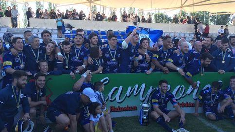 El Quesos Entrepinares suma un nuevo título de liga y hace historia en el rugby español