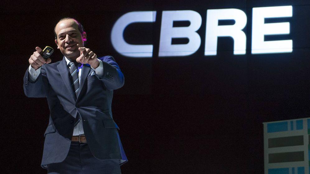 Foto: Spencer Levy, chairman of Americas Research y senior Economic Advisor de CBRE