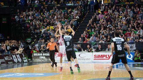 El increíble triple del CAI que deja fuera de 'playoff' al Bilbao Basket