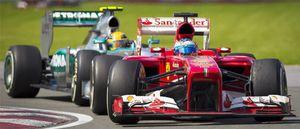 Foto: Alonso y Ferrari: cómo perder un título con un coche ganador (el domingo)