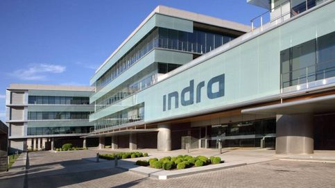 Indra pierde 31 M e ingresa un 5,9% menos, pero eleva un 11,4% la contratación