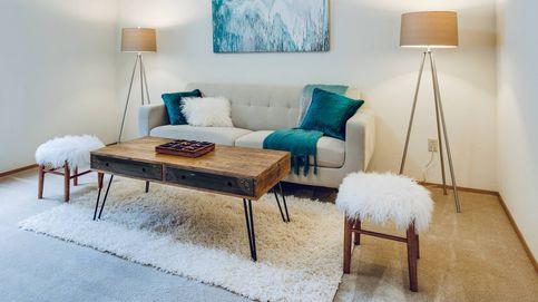 Primark Home tiene unos taburetes de terciopelo que transformarán tu salón