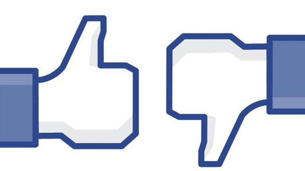 Facebook tendrá por fin un botón de No me gusta