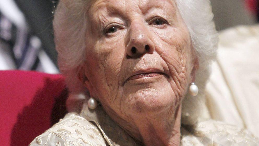 La abuela de la Reina Letizia apuesta por las células madre para afrontar los noventa años