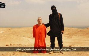 Otro americano en el 'corredor de la muerte' del Estado Islámico