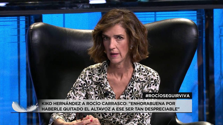 El apuro en el que Paloma García Pelayo colocó a Rocío Carrasco en pleno directo