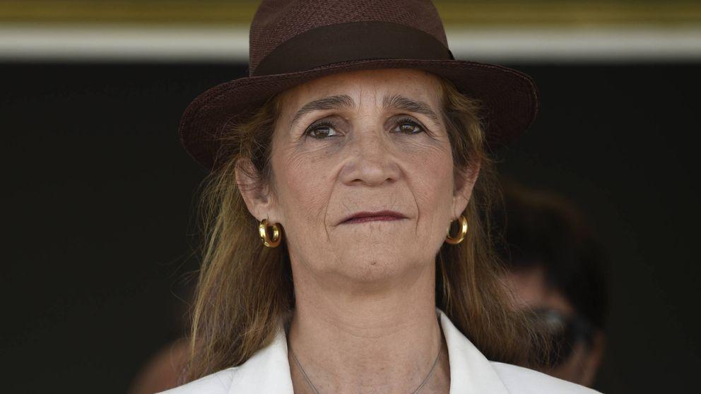 El Rey Felipe rehabilita a su hermana en la agenda oficial tras un año y medio