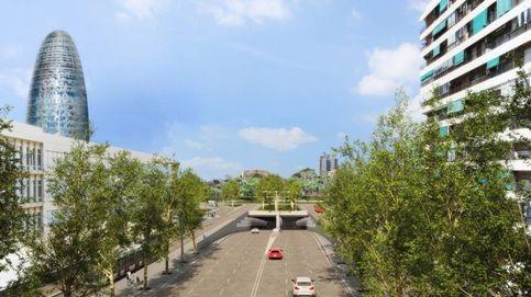 Colau pide casi 4 millones de indemnización a las constructoras del túnel de las Glòries