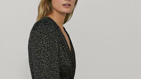 El vestido elegante y cómodo con el que Massimo Dutti nos augura una Navidad diferente pero estilosa