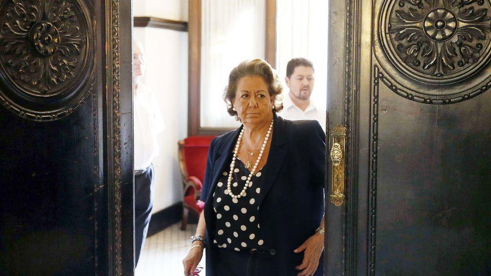 Rita Barberá pretende atrincherarse en el Senado aunque el Supremo la impute