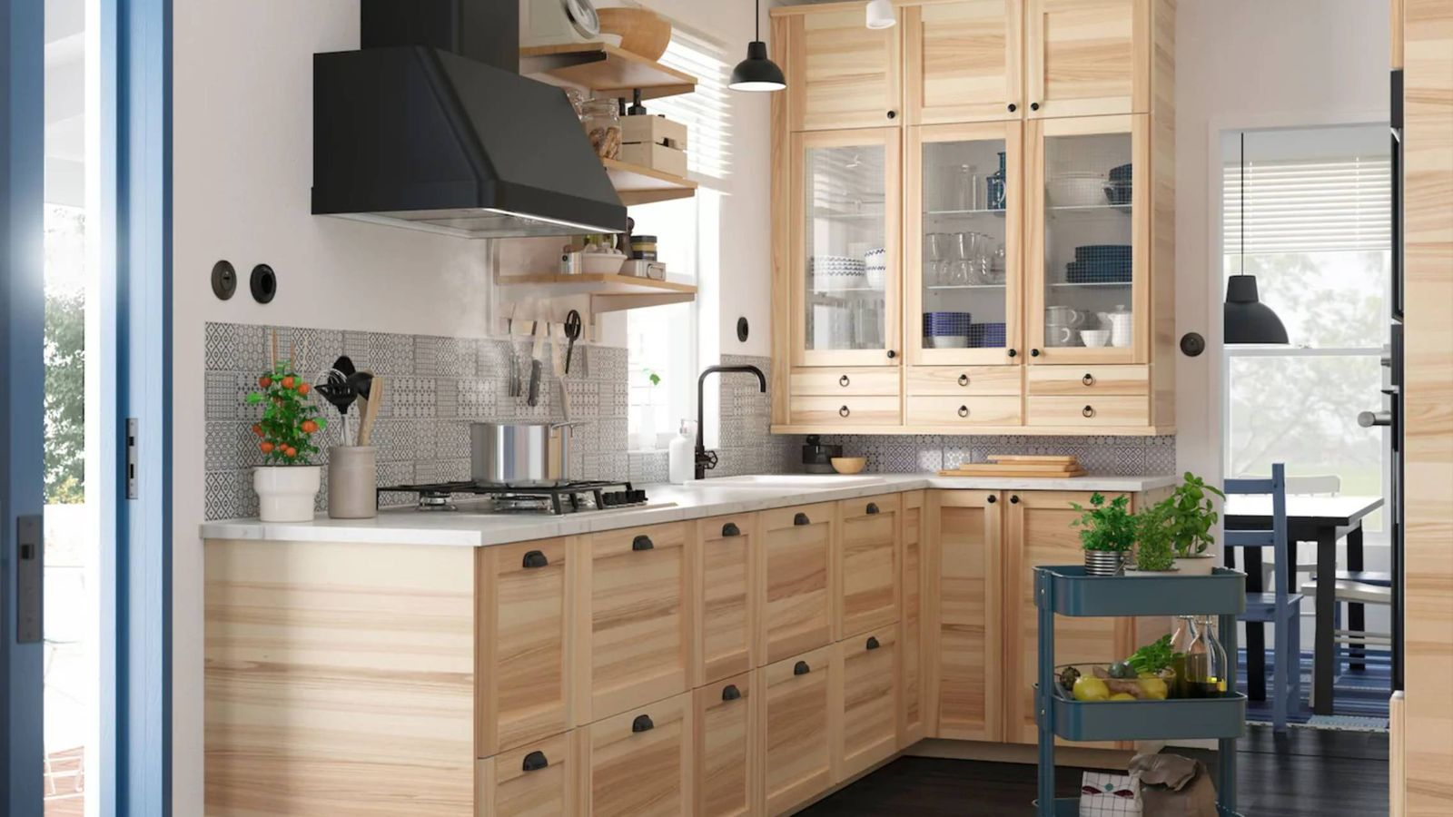 modelos de muebles de cocina ikea