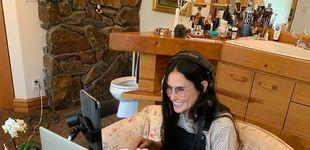 Post de Demi Moore nos deja sin palabras: la decoración 'abuelita style' de su mansión