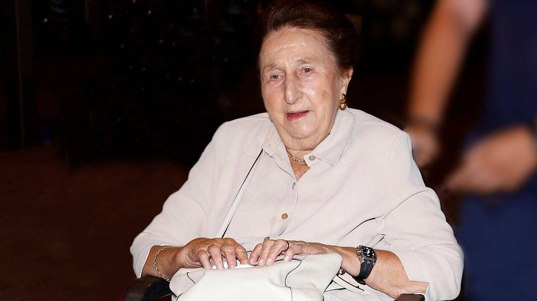 La infanta Margarita en Estoril: recuerdos y un gesto de generosidad del rey Juan Carlos