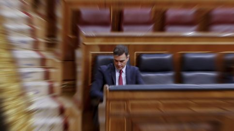 A Pedro Sánchez le aburre el Parlamento