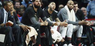 Post de La frustración de Mirotic, fuera de la rotación de los Chicago Bulls