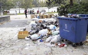 La basura en Madrid, un nuevo golpe para la 'Marca España'