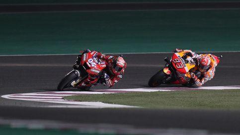 MotoGP: Las 23 milésimas con las que no ha podido Marc Márquez en Qatar