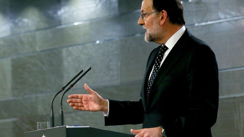 Rajoy reconoce que estamos igual que el 21-D pero aún opta a formar Gobierno