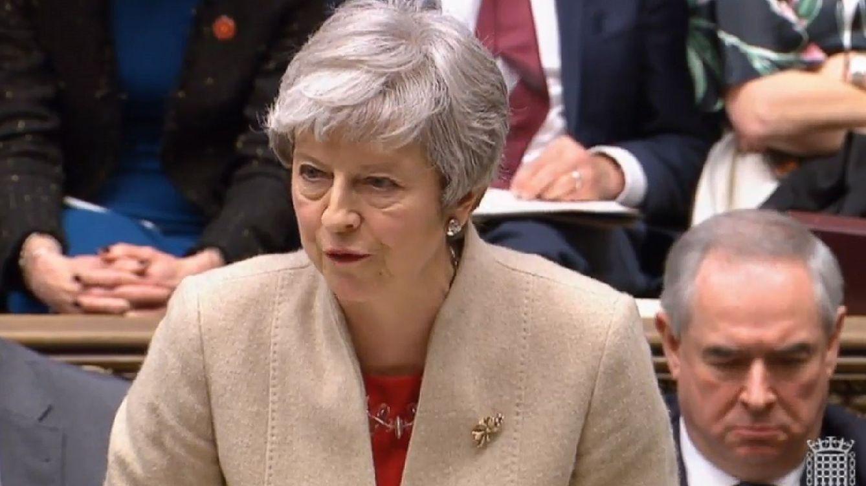 May no dimite (todavía), pero su acuerdo del Brexit está muerto