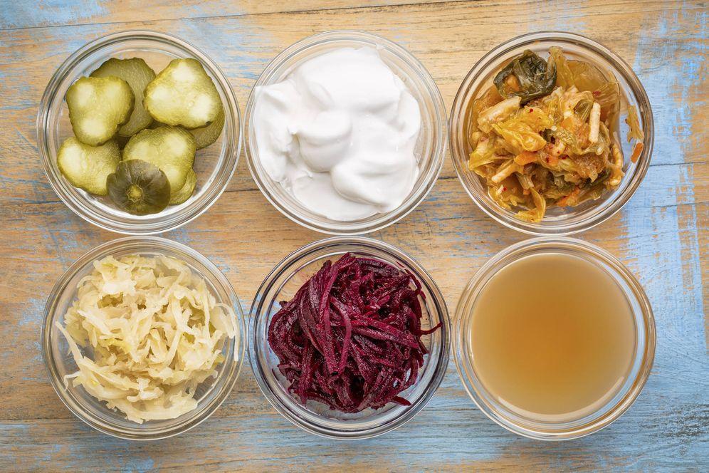 Foto: Desde los pepinillos a los yogures o el chucrut. (Foto: iStock)