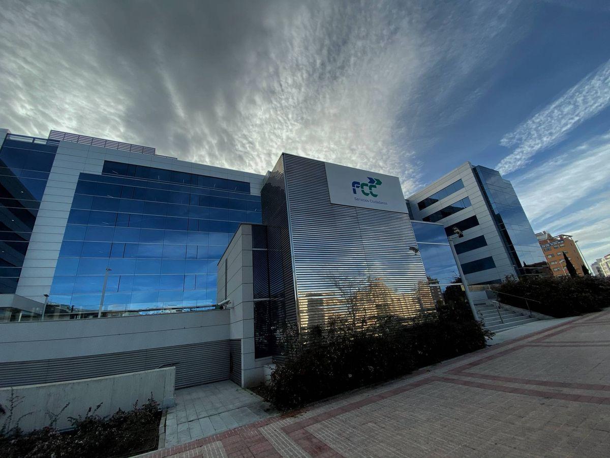 Foto: Imágenes de recurso de la sede de la constructora FCC, imputada por delitos de corrupción