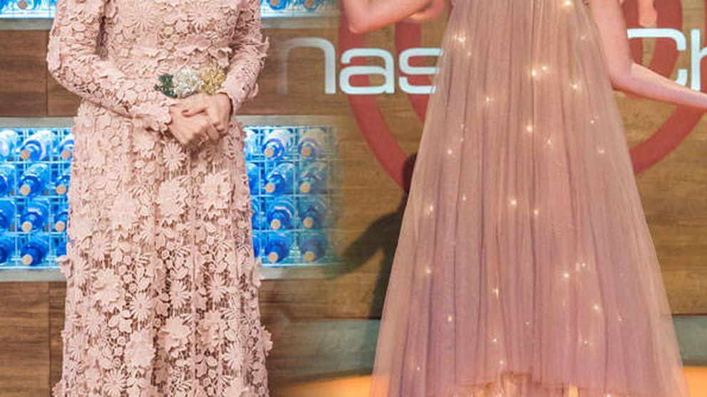 Los dos vestidazos con los que Eva González brillará en la gran final de 'MasterChef Junior'