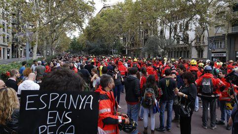 La Policía y la Guardia Civil advierten de que la huelga abre una escalada contra el Estado