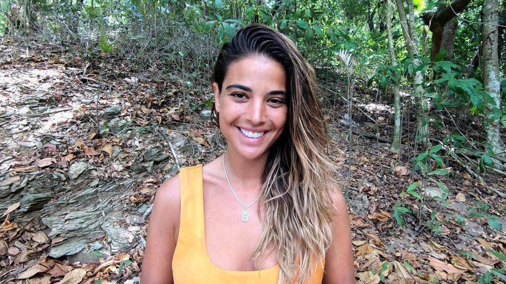 Foto: Lidia Santos, expulsada de 'Supervivientes 2019'. (Telecinco)