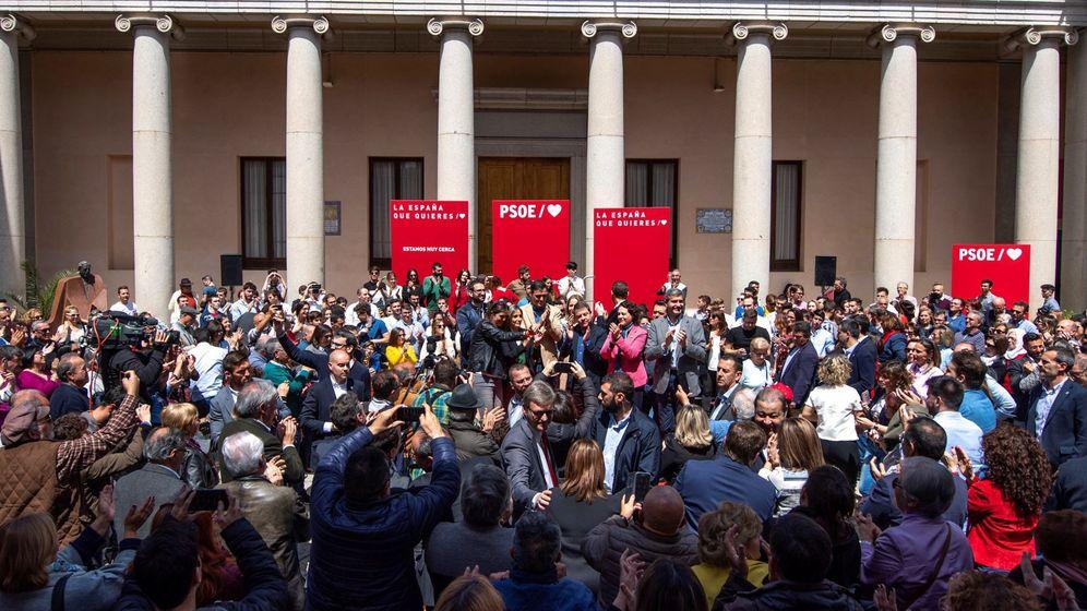 Foto: El presidente del Gobierno y secretario general del PSOE. (EFE)