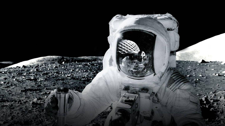 Los astronautas podrían ser un material de construcción más en la Luna y Marte. (BIG/ICON)