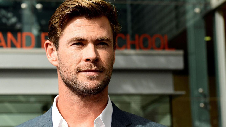 Chris Hemsworth en una imagen de archivo. (EFE)