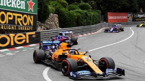 Si Carlos (Sainz) no se quita el casco, ni te acerques. Así fue la historia de McLaren