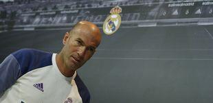 Post de Zidane despeja incógnitas: