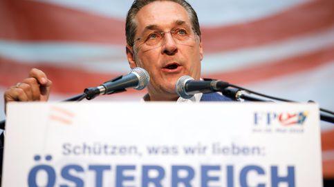 El exlíder ultraderechista austriaco abandona la política, acosado por el caso Ibiza
