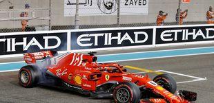 Post de Vettel y el coche eléctrico: