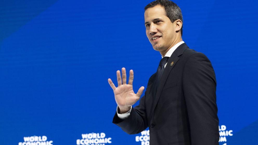 Ilusión y un sabor agridulce; así recibirán los venezolanos a Guaidó en la Puerta del Sol