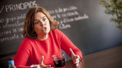 Soraya Sáenz de Santamaría responde al test de El Confidencial