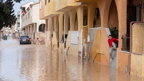 ¿Pero qué pasa en Los Alcázares? El pueblo murciano que se inunda cada vez que llueve