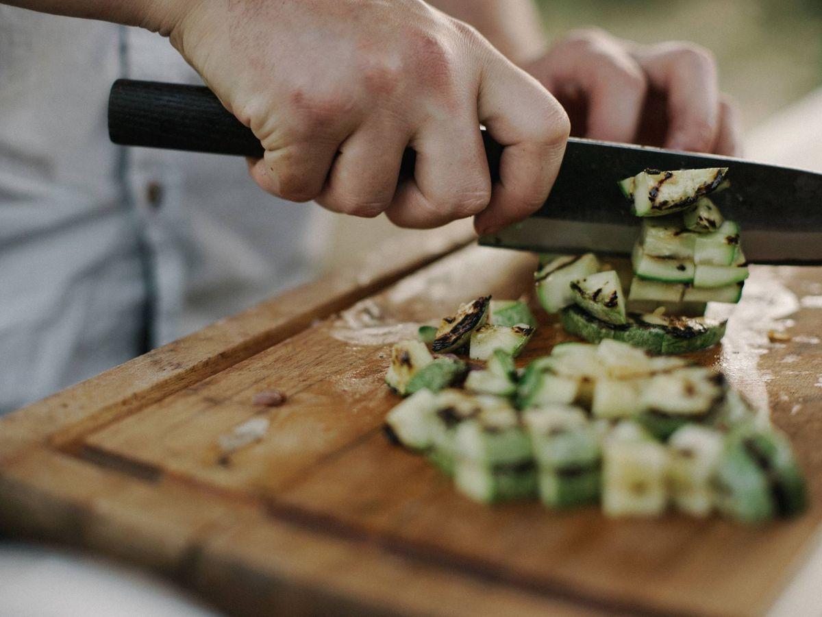 Foto: Cocinar. (Max Delsid para Unsplash)