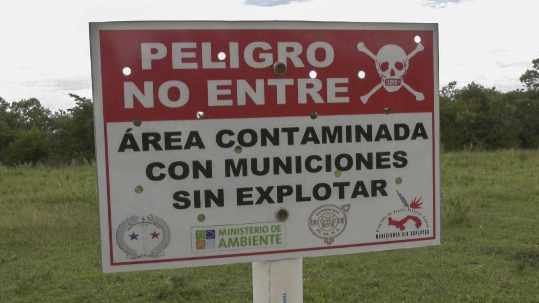 Bienvenidos al antiguo laboratorio de armas químicas de Estados Unidos