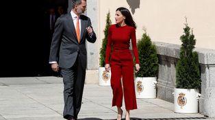 La reina Letizia, en 'modo ahorro' antes de su viaje a Argentina