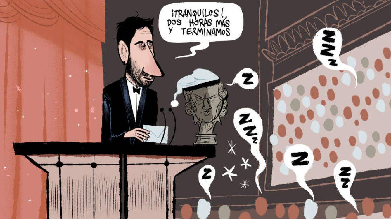 Foto: Ilustración realizada por Paco Sordo para Vanitatis