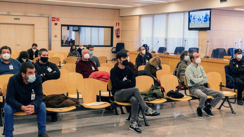La Audiencia Nacional juzga los vestigios del independentismo radical gallego