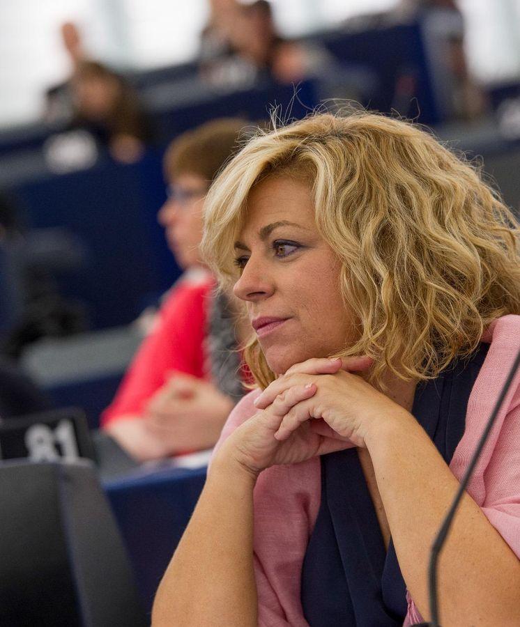 Foto: Elena Valenciano, presidenta de la Subcomisión de Derechos Humanos del Parlamento Europeo.