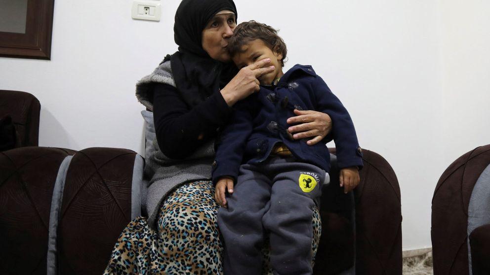 La abuela que fue a rescatar a sus nietos del ISIS y se quedó atrapada en Siria