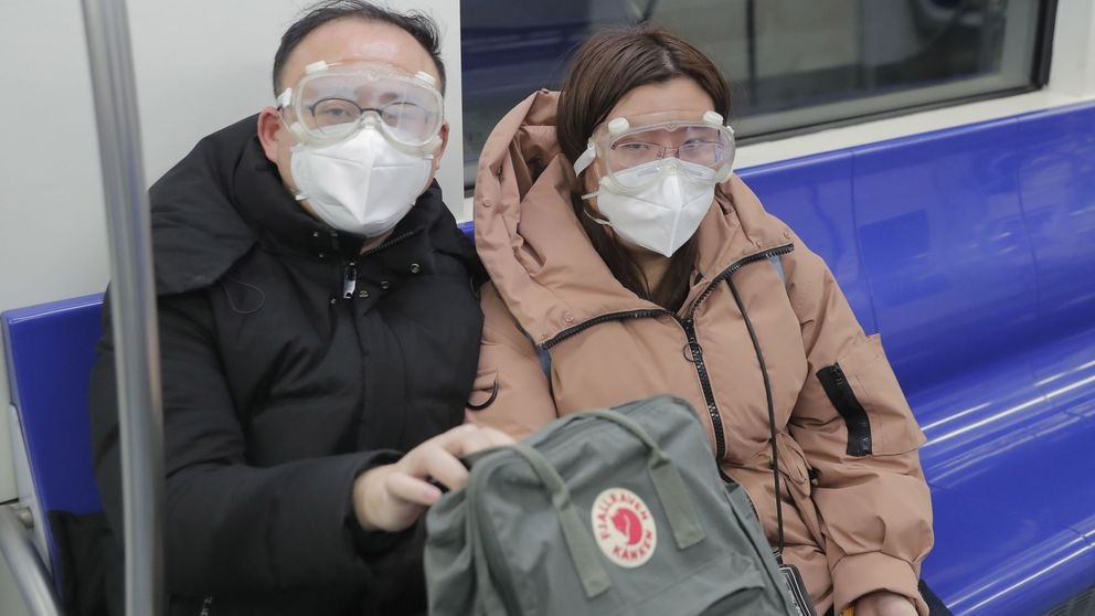Los españoles repatriados por el coronavirus de China quedarán en cuarentena al llegar