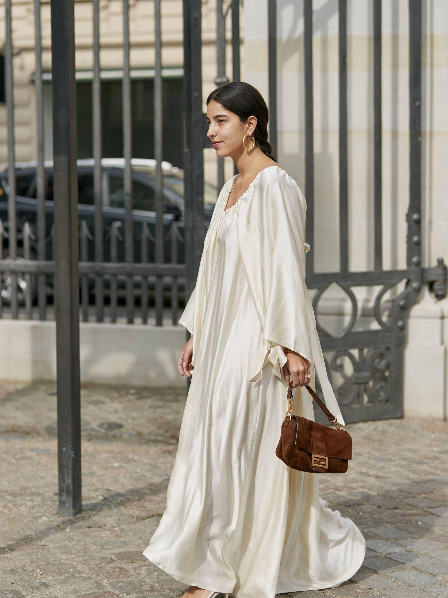 Un vestido blanco para soñar. (Imaxtree)