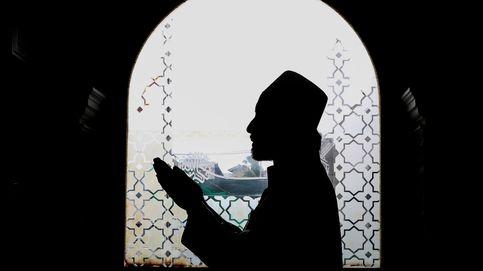 Un musulmán orando